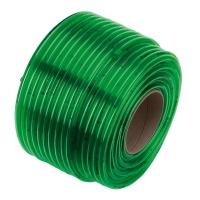 Шланг Gardena прозрачный зеленый 6х1,5 мм x 1 м (в бухте 100м)