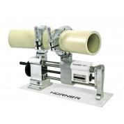 HURNER EasyWeld 110 Механическая сварочная машина для производства фитингов (с ручным торцевателем)