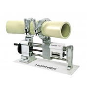 HURNER EasyWeld 110 Механическая сварочная машина для производства фитингов (с электрическим торцевателем)