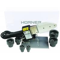 HURNER Аппарат для раструбной сварки HMS 125 T, 16–125 мм, 230 В без контроля температуры