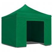 Тент садовый S8.1, 3x3м зеленый Helex 4331