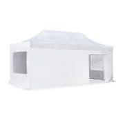 Тент садовый S8.2, 3x4.5м белый Helex 4335