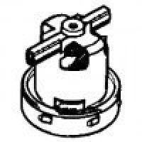 Ghibli Турбина для пылесосов AS8, ASL7, M7, SP7/8