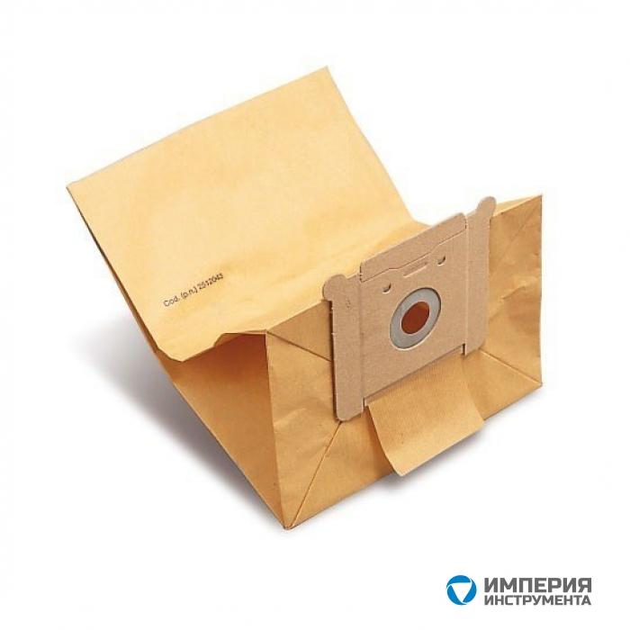 Бумажный фильтр-мешок Ghibli для пылесосов AS 10, ASL 10, AS 7, ASL 7,SP 7, Power Extra 7, Power WD 22, Power Tool WD 22