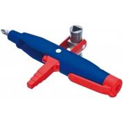 Штифтовый ключ для электрошкафов профессиональный для распространенных систем запирания KNIPEX KN-001108