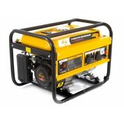 Denzel Генератор бензиновый GE 2500 (2,5 кВт, 220В/50Гц, 15 л, ручной старт)
