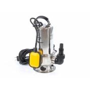 Denzel Дренажный насос DP1100X (1100 Вт, 11 м, 15500 л/ч, металлический)