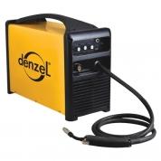 Denzel Полуавтоматический сварочный аппарат инверторного типа MIG MAG MIG-160PI (160А, ПВР 60%, 0,6-0,8 мм)