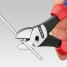 Кусачки боковые повышенной мощности TwinForce® KNIPEX KN-7372180