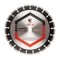 Сегментный алмазный круг DIAM АСФАЛЬТ ProLine 450*3,2*10*25,4