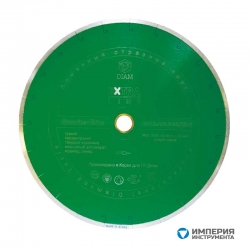 DIAM (ДИАМ) Алмазный отрезной круг GRANITE-ELITE Extra Line 250x1,6x7.5x32 (Гранит)
