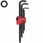 Набор Г-образных ключей, метрических WERA 950 PKL/9 BM N BlackLaser 022086