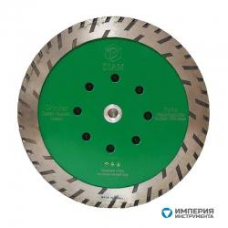Специальный алмазный круг DIAM GRINDER WG 125*2,5*7.5*22,2*М14 (Гранит)