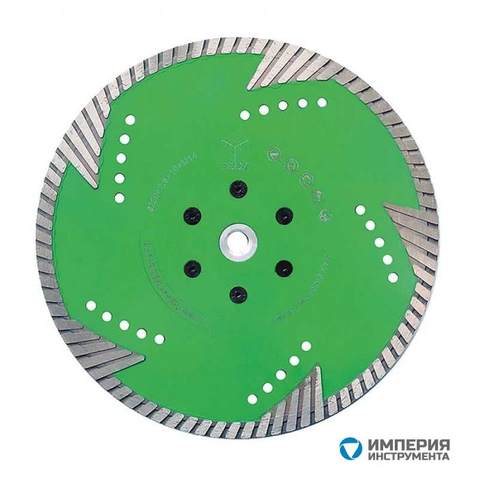 Алмазный отрезной круг DIAM ГРАНИТ MasterLine 230*2,8*10*M14