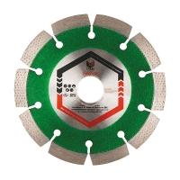 Алмазный cегментный круг DIAM ГРАНИТ ProLine LASER 230*2,6*10*22,2