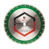 Сегментный алмазный круг DIAM ГРАНИТ ProLine 600*4,4*10*90/50