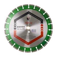 Алмазный cегментный круг DIAM Гранит Proline LASER G2 350*3,2*10*25,4/20 (Lazer)