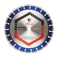 Сегментный алмазный круг DIAM ЖЕЛЕЗОБЕТОН ProLine 230*2,6*10*22,2