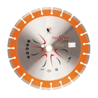 Алмазный cегментный круг DIAM УНИВЕРСАЛ Master Line 300*2,8*10*32/25,4