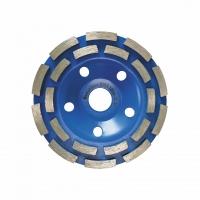 Фреза алмазная торцевая сегментная DIAM ФАТ-С MasterLine 125*2*22,2 (бетон)