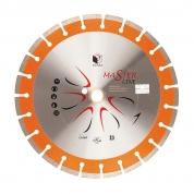DIAM (ДИАМ) Сегментный алмазный круг УНИВЕРСАЛ Master Line 400*3,0*10*32/25,4