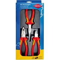 Набор инструментов электроизолированных KNIPEX KN-002012