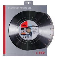 Алмазный диск Fubag Beton Pro D350 мм/ 25.4 мм
