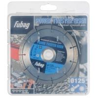 Алмазный диск Fubag Power Twister Eisen D125 мм/ 22.2 мм