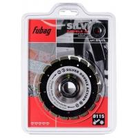 Алмазный диск Fubag Silver Double Action D115 мм/ 22.2 мм
