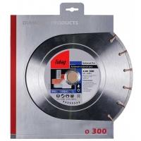 Алмазный диск Fubag Universal Pro D300 мм/ 30-25.4 мм