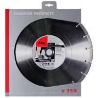 Алмазный диск Fubag AW-I D350 мм/ 25.4 мм
