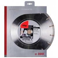 Алмазный диск Fubag BB-I D300 мм/ 30-25.4 мм