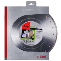 Алмазный диск Fubag SK-I D300 мм/ 30-25.4 мм
