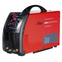 Инвертор сварочный FUBAG INTIG 320 T AC/DC PULSE + горелка + модуль охлаждения + тележка