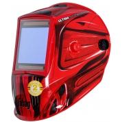 Маска сварщика «Хамелеон» FUBAG ULTIMA 5-13 Panoramic Red