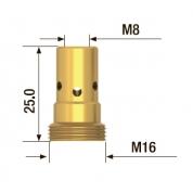 FUBAG Адаптер контактного наконечника M8*25 мм (5 шт.)