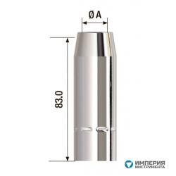 FUBAG Газовое сопло D= 24 мм FB 400 (5 шт.)