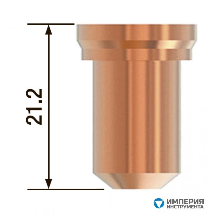 Плазменное сопло FUBAG 1.1 мм/50-60А для FB P80 (10 шт.)