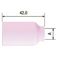 Сопло керамическое FUBAG для газовой линзы №6 ф10 FB TIG 17-18-26 (10 шт.)