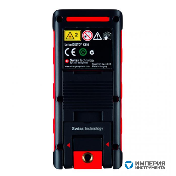 Leica Disto X310 Лазерный дальномер в интернет-магазине Империя Инструмента