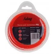 FUBAG Триммерная леска, сечение витой квадрат, L 15 м * 2.4 мм