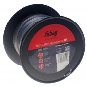 FUBAG Триммерная леска, сечение круглое, L 130 м * 2.4 мм
