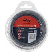 FUBAG Триммерная леска, сечение круглое, L 15 м * 2.4 мм