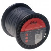 Корд триммерный FUBAG сечение круглое, L 90 м * 2.4 мм