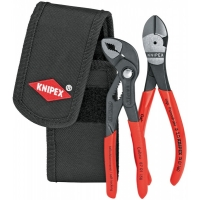 Набор мини-клещей в поясной сумке для инструментов KNIPEX KN-002072V02