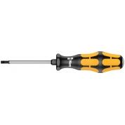 Отвертка-долото TORX WERA Kraftform Plus 977, TX 15 x 80 мм, 024400
