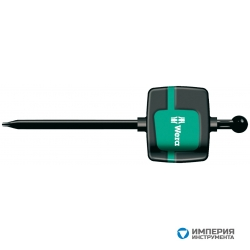 Флажковый ключ WERA 1267 A TORX®, TX 6 / 33 мм, 026350