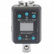 Ключ адаптер динамометрический электронный GROSS 40-200 Нм, 1/2