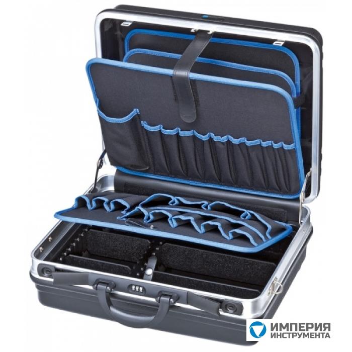 Чемодан для инструментов «Basic» пустой KNIPEX KN-002105LE