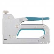 Степлер мебельный регулируемый GROSS (HanD Werker), стальной корпус, тип скобы 53,4-14 мм